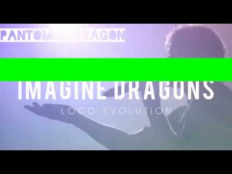 IMAGINE DRAGONS - LOGO EVOLUTION