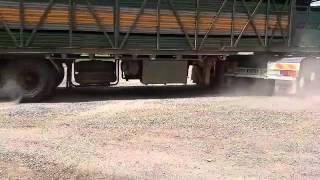 Reversing a Roadtrain