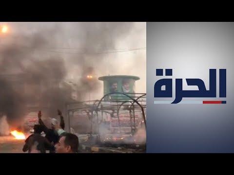 ميليشيا الصدر تواصل هجومها على المتظاهرين.. مقتل 7 أشخاص وإصابة العشرات في النجف  - 14:00-2020 / 2 / 6