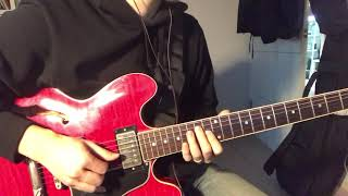Smooth Jazz Guitar Solo
