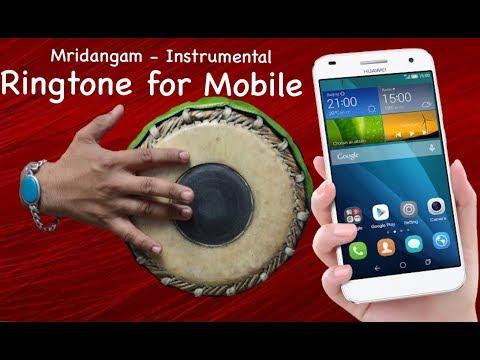 Mridangam Ringtone - Instrumental Ringtone- Mysore Vadiraj