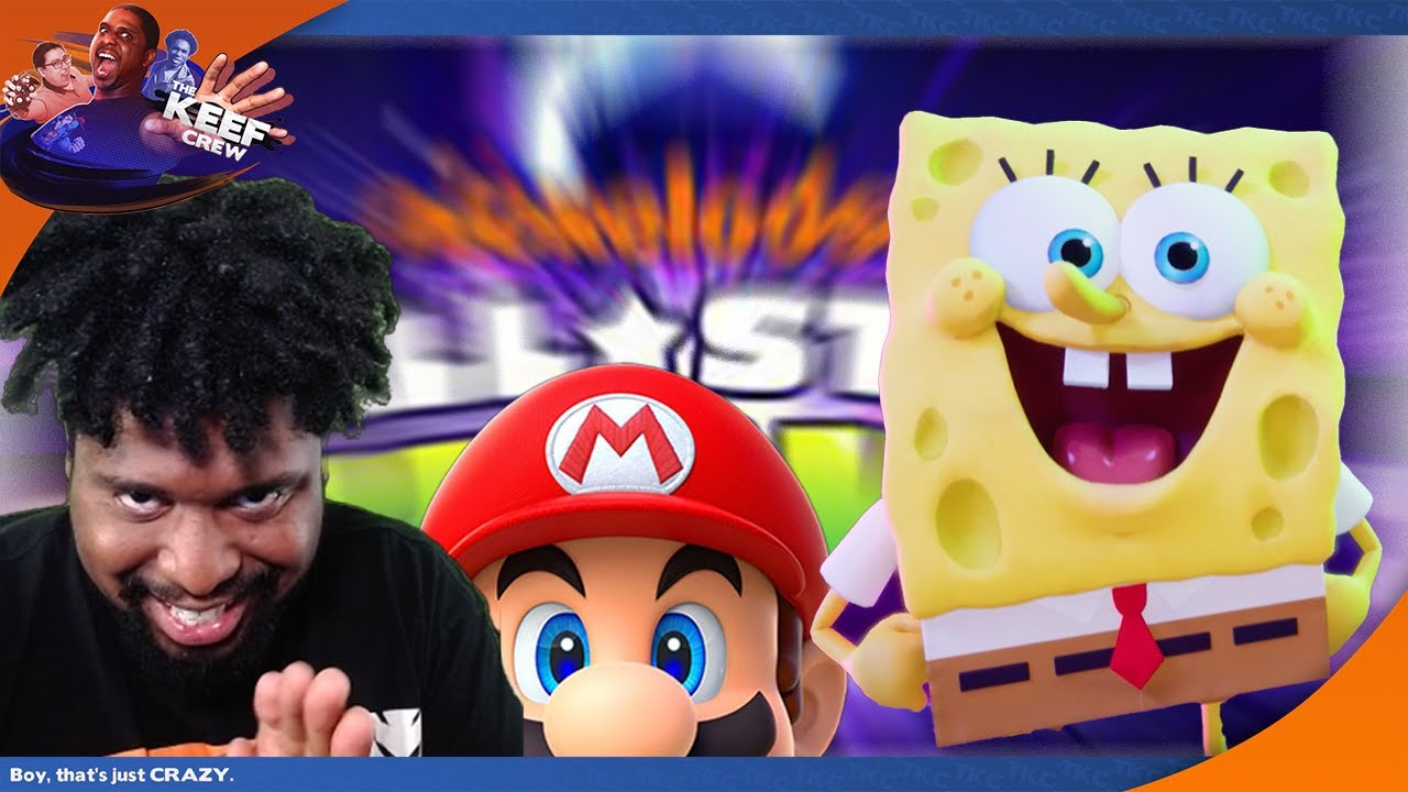 I LOVE  Super Nickelodeon Bros Ultimate Brawl Stars!
