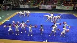 2014 香港普及體操節~嘉諾撒聖家學校