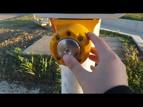 My Crosswalk Button Experience At Sports Parkway At Polara Bulldog, Fort Worth, TX