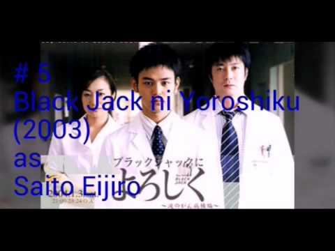 5 Satoshi Tsumabuki Dramas