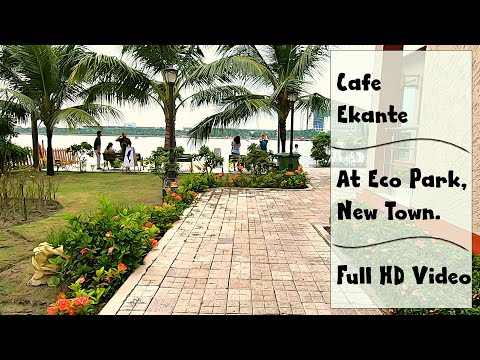 Cafe Ekante At Eco Park, New Town.