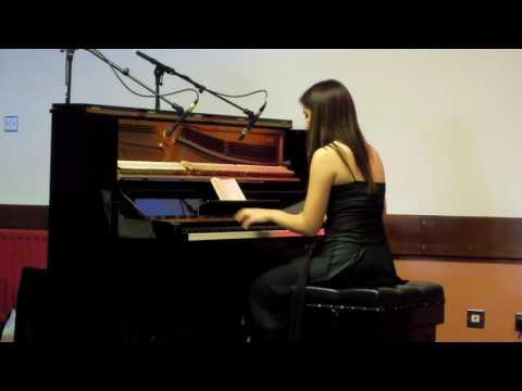 Stephanie Trick - Liza (Gershwin)