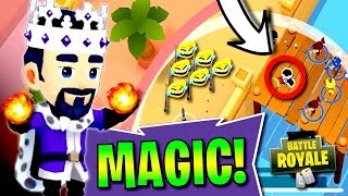 New Battlelands Royale Magic Update: SMASH THAT LIKE BUTTON FOR WHI...