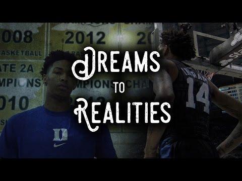 Brandon Ingram: Dreams to Realities (6/20/16)