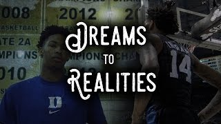 Brandon Ingram: Dreams to Realities