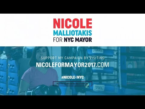 """""""WAKE UP NEW YORK"""" -  Nicole Malliotakis is a fighter for New York City"""