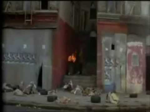 New York Bronx (South Bronx) in the 70`s and 80`s