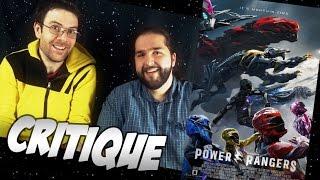 Critique - Power Rangers - Avec ET sans Spoil (Spoilers à partir de 7:20)