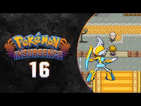 Pokemon Insurgence Part 16 To Helios! Warning The Augur