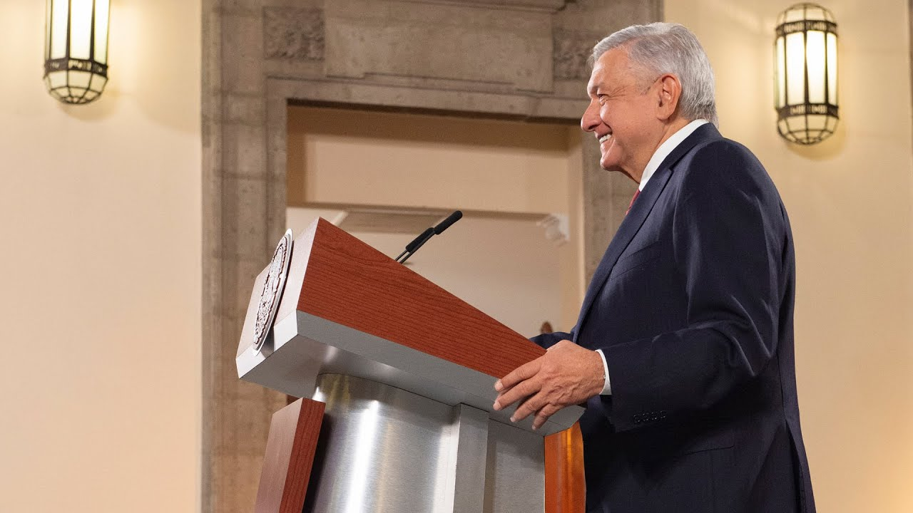 Representación digna y decorosa de México en EE.UU. Conferencia presidente AMLO