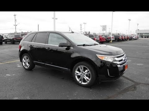 2011 Ford Edge For Sale >> 2011 Ford Edge Limited For Sale Dayton Troy Piqua Sidney Ohio 28007at
