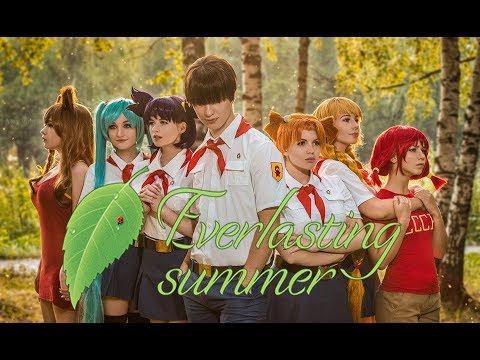 Jackie-O - Everlasting Summer (MUSIC VIDEO)
