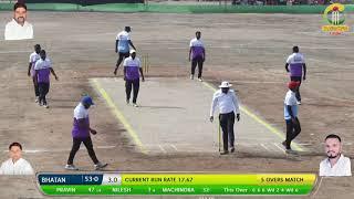 BHATAN VS PADGHE || J.D TROPHY 2019 ULWE DAY - 1