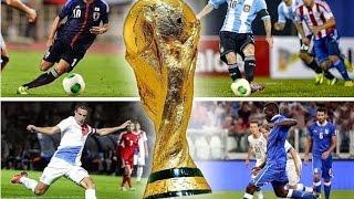 Top 10 Goals World Cup Brazil 2014 - James Rodriguez, Germany vs Argentina, USA vs Ghana