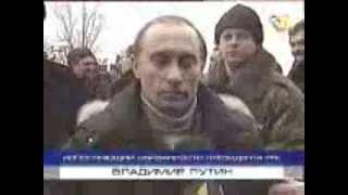 В.Путин свою первую поездку в качестве и.о. президента совершил на Северный Кавказ