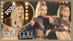 Heidi bei Pussycat Dolls Performance geschockt: Wer zeigt Sexappeal? | GNTM 2020 | ProSieben