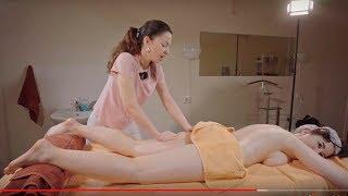 Общий массаж тела – массаж стоп, массаж ног и бедер #2