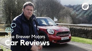 MINI Countryman Review | Mike Brewer Motors