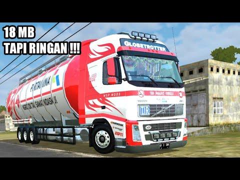 RINGAN !!! MOD BUSSID TRUK VOLVO FH12 TANKI PERTAMINA WSP MOD - Download mod bussid • BUSSID MOD - 동영상