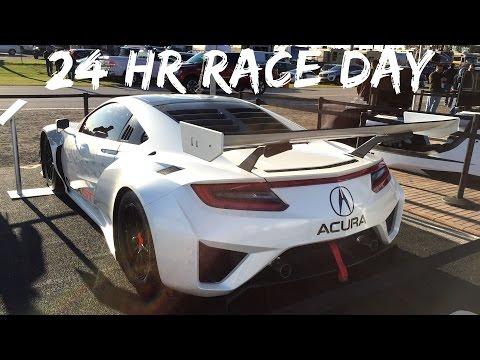 2017 Rolex 24 Hour Race | Daytona International Speedway VLOG