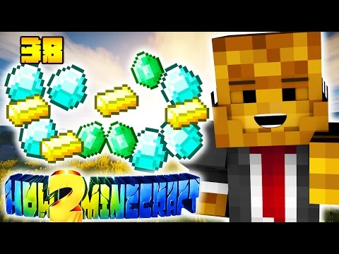 Minecraft SMP HOW TO MINECRAFT S2 #38 – GETTING RICH with JeromeASF