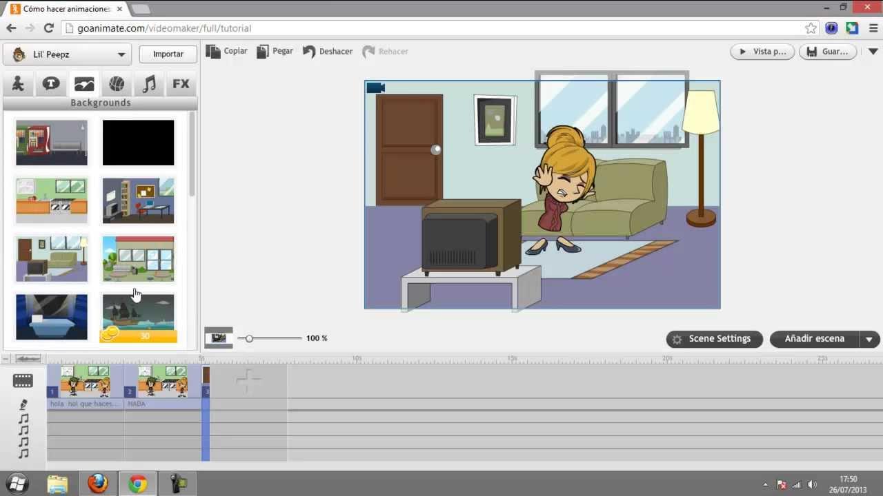 تحميل برنامج صنع افلام كرتون ثلاثي الابعاد