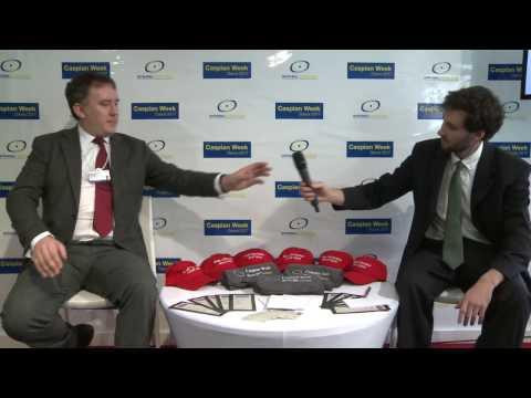 Interview of Matthew Parish in Caspian Week at Davos 2017