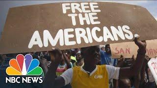 Haiti Gang Leader Threatens To Shoot 17 Hostages If Demands Aren't Met