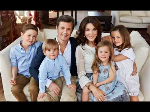 Official photos of Danish Crown Prince Family 2004 - 2014