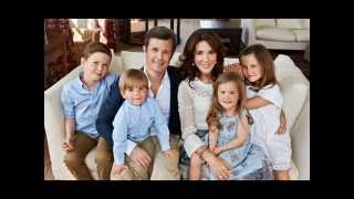 Official photos of Danish Crown Prince Family 2004 - 2014 MP3