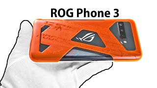 Asus ROG PHONE 3 Unboxing - Best Android Gaming Smartphone? (PUBG, Fortnite Gameplay)