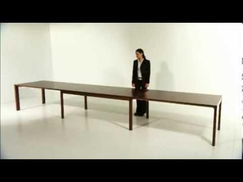 Krosby.no møbler   skovby spisebord sm24   youtube