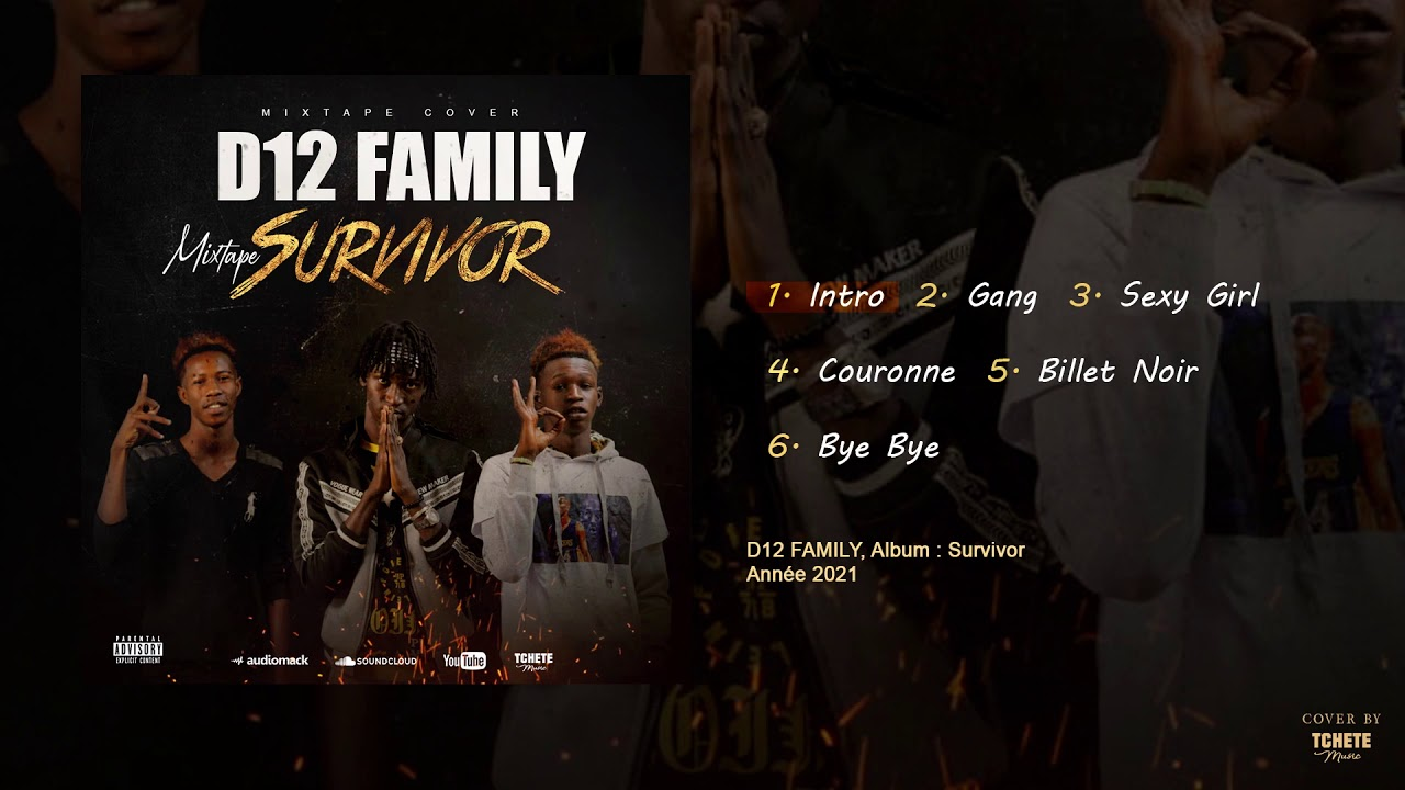 D12 Family - Mixtape : Survivor