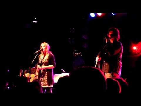 Isobel Campbell & Mark Lanegan - You Won't Let Me Down Again (live @ WUK, Vienna, 20110206)