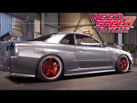PAUL WALKER GÖRSE: BU NE ABEEE DERDİ // Need For Speed Payback Türkçe Bölüm 16