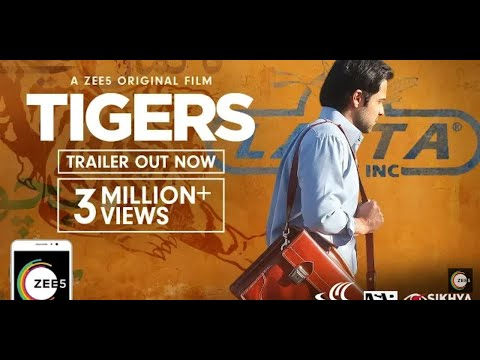 Tigers - Official Trailer 2019 movie