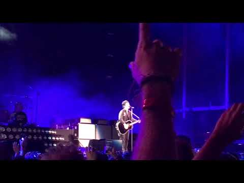 Green Day - Wake Me Up When September Ends/Good Riddance at the Rose Bowl 9/16/2017