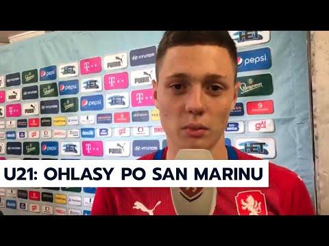 U21 | Ohlasy po vítězství nad San Marinem