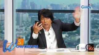 Wowowin: Caller mula sa Biliran, abot ng 'Salamat, Shopee!'