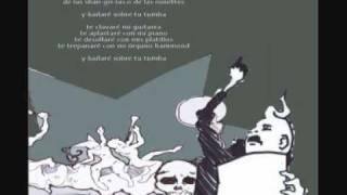 ZUMBADORES - Bailaré sobre tu tumba(cover de SINIESTRO TOTAL)