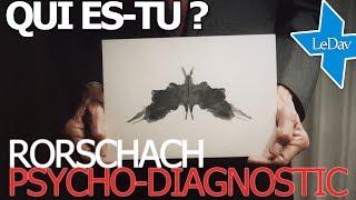 TEST DE PERSONNALITE (Psychodiagnostic) Test de Rorschach en ligne
