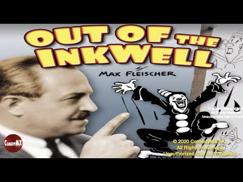 OUT OF THE INKWELL: The Cartoon Factory (1924) (Remastered) (HD 1080p)