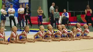 """Фестиваль гимнастики """"Национальная лига гимнастики"""""""