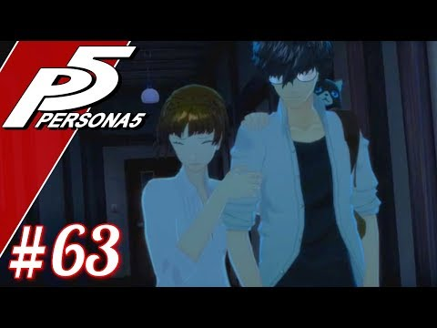 TRUTH IN THE HOUSE OF HORRORS - 7/24 | Let's Play Persona 5 (blind) part 63 | Persona 5 gameplay