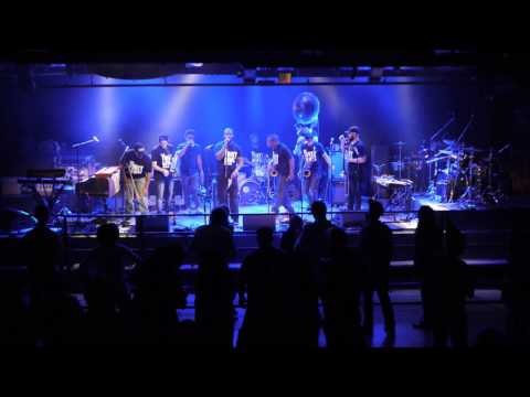 Funky Dawgz Brass Band at Toads Place - New Haven, CT 11-19-2016 [LIVE STREAM]